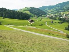 Hemberg Blickrichtung St.Peterzell