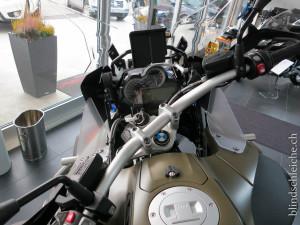 BMW R1200 GS Adventure Cockpit