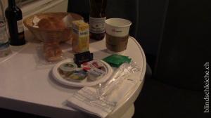 Norwegen, Frühstück im Autozug