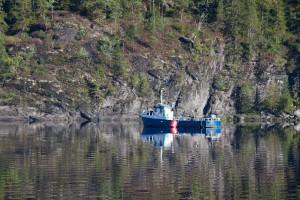 Norwegen Fischerboot
