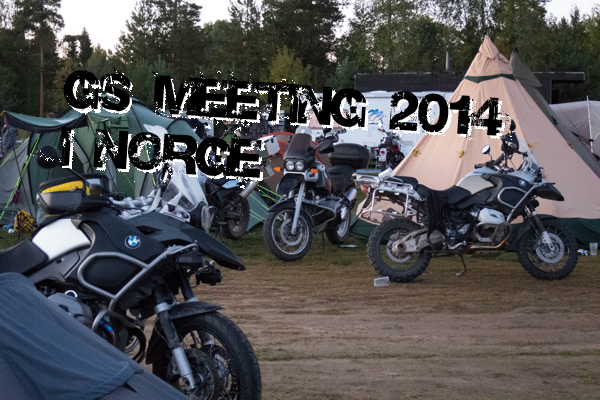 GS Meeting 2014 in Norwegen