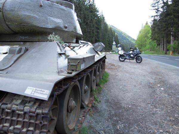 Wurzenpass T-34