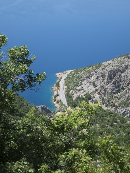Kroatien Tour: Kroatische Küstenstrasse