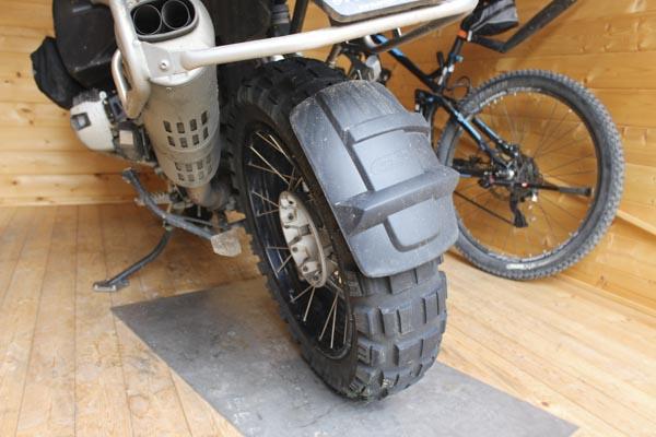 Mitas E10 Reifentest