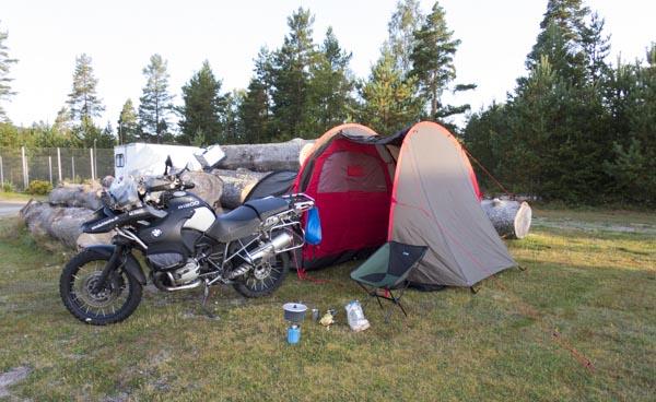 Reisetyp Motorrad- Reisender