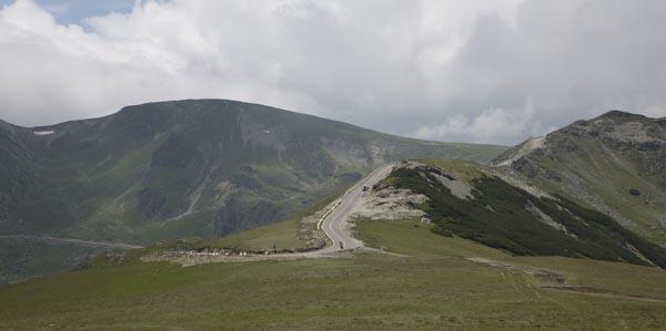 Strassen in Rumänien