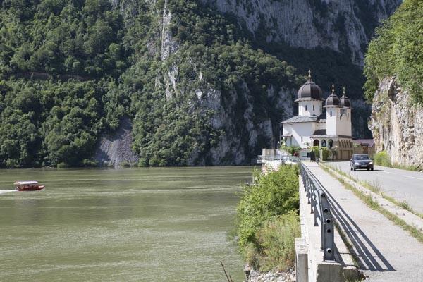 Donaudurchbruch, Kloster Mraconia