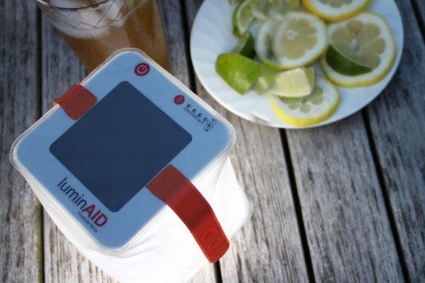 Campinglicht LuminAID im Test