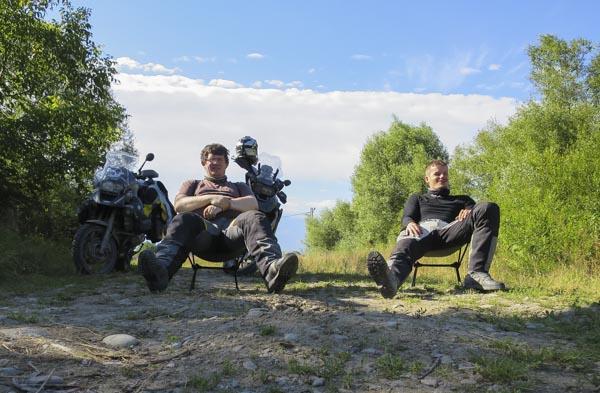 Fähre über die Olt und ein Besuch bei Drakula – Tag 6 in Rumänien