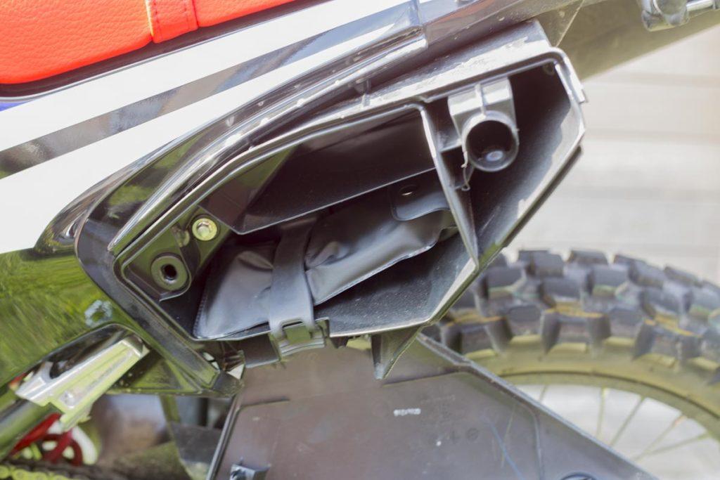 kleines Gepäckfach HONDA CRF250 Rally