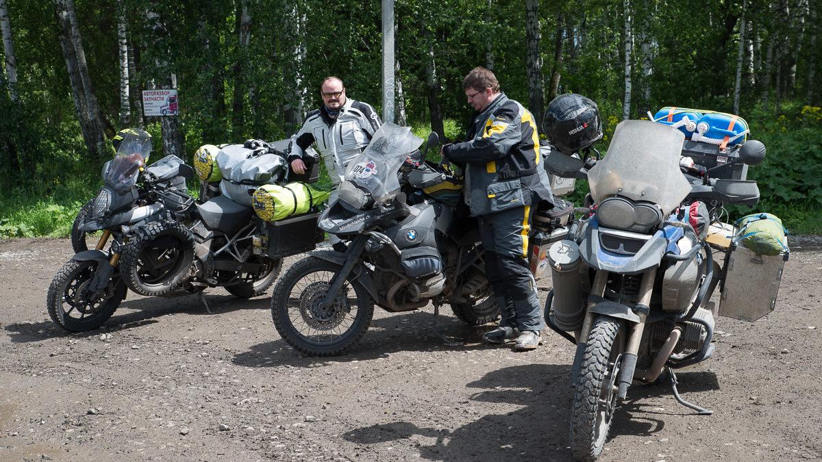 Mit dem Mitas E07 Dakar durch Russland – Reifentest