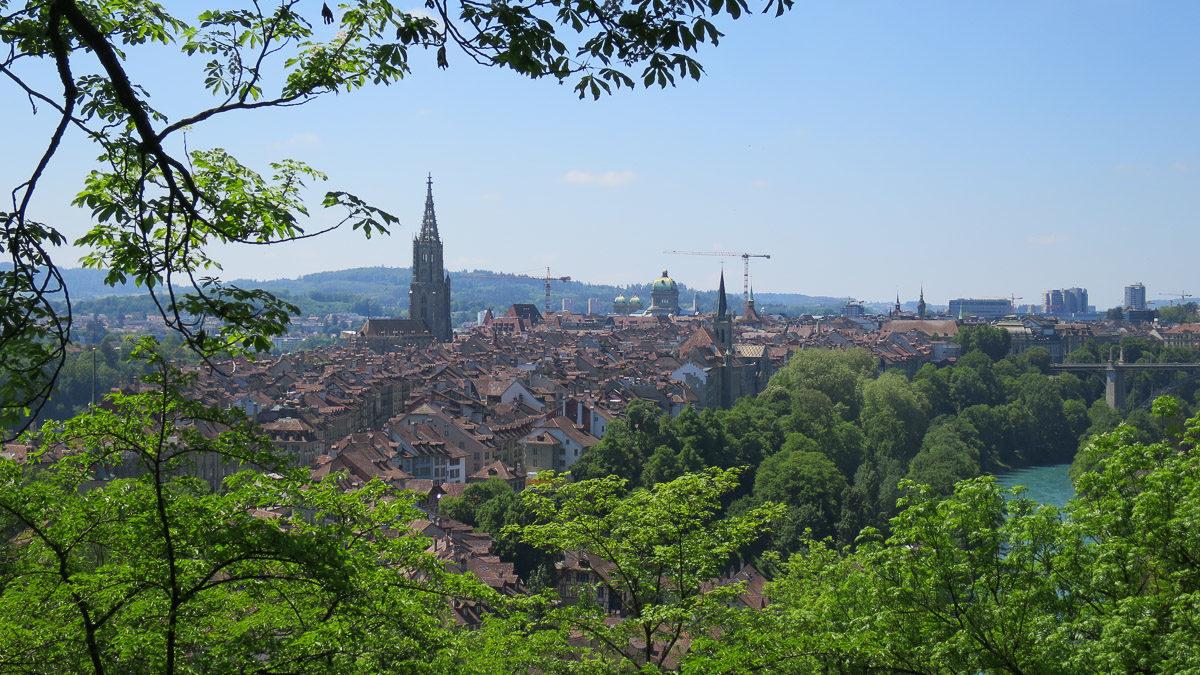 Frühlingstour 2018, Bern und Heimreise, Teil 6