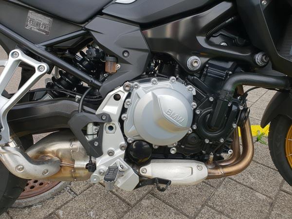 BMW F850 GS Motor