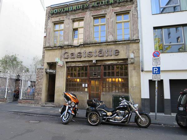 Gaststätte Lommerzheim in Köln, Fotoparade