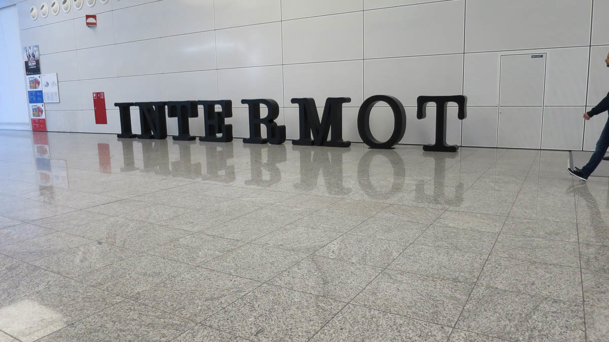 Tag 2 an der Intermot 2018