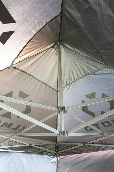 Dach, Rennzelt von XLMOTO