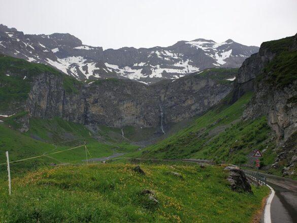 Fätschbach Wasserfall Klausenpass