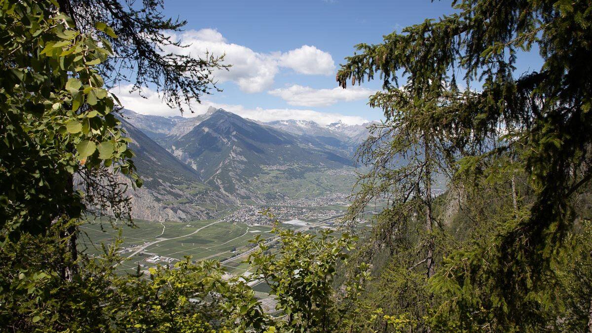 Kurztripp ins Wallis Juni 2020