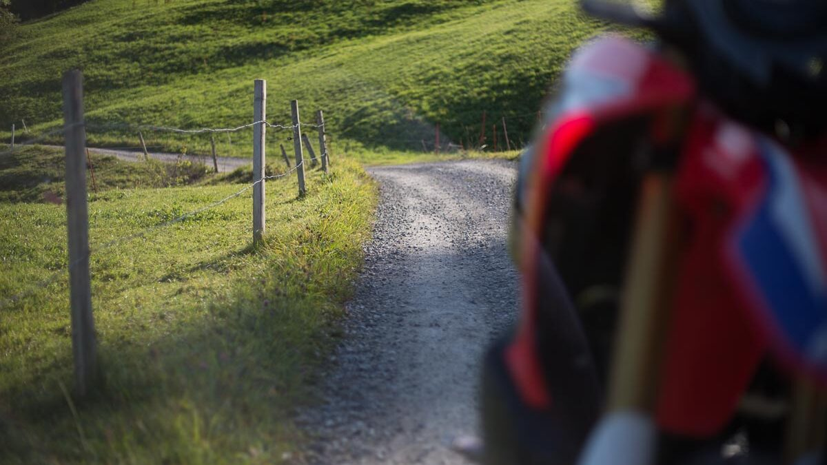 Streckensperrungen für Motorräder