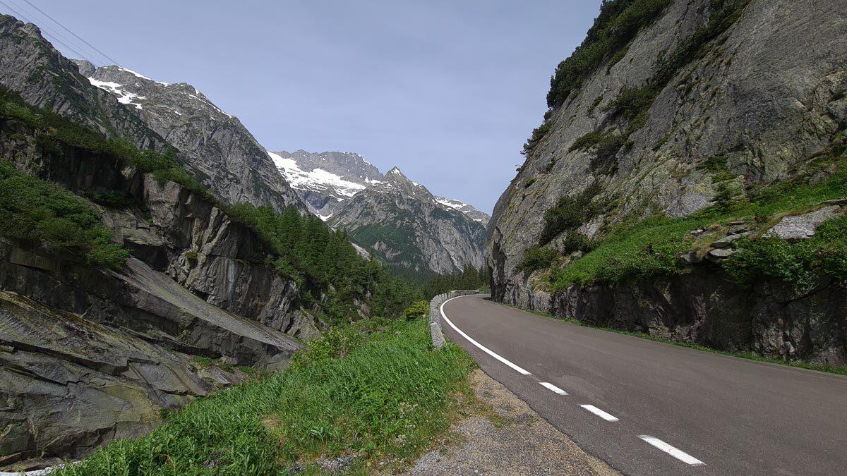 Grimselpass, vergessene Route