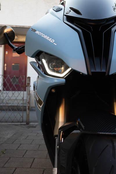 BMW S1000 RR Scheinwerfer