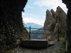 Kunkelspass - Tunnel